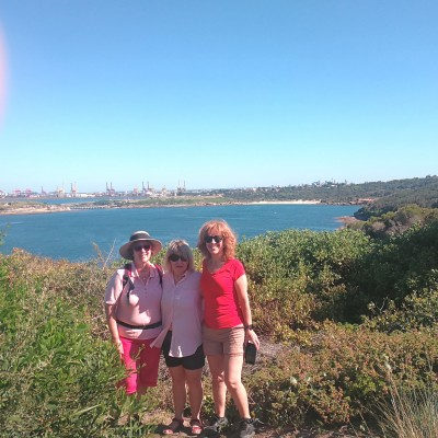 Coasttrek training La Perouse